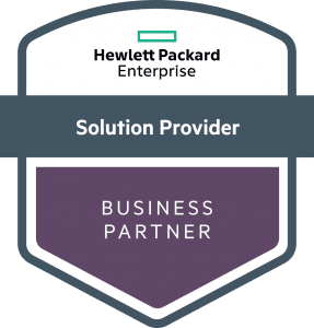 HPE Solution Provider Business Partner